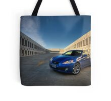 Hyundai Genesis Coupe Tote Bag