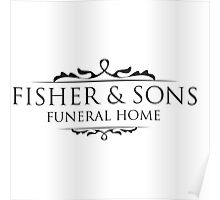 Fisher & Sons Poster