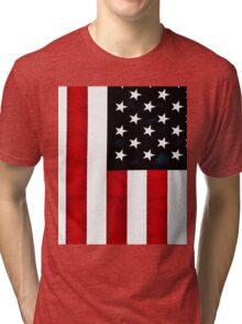 God Bless The USA Tri-blend T-Shirt