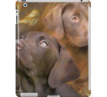 Lab In Autumn iPad Case/Skin