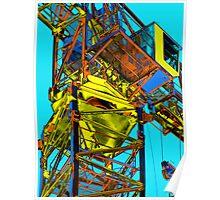 Towering 5 Poster