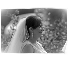 Blushing Bride Poster
