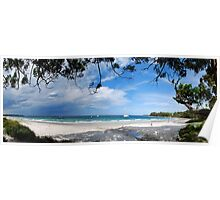 Collingwood Beach Poster