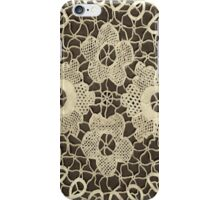 Antique Lace iPhone Case/Skin
