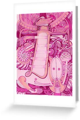 Pink of Perfection by Yuliya Art