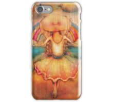 Dancing in the Rain iPhone Case/Skin