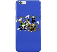 Fox Force iPhone Case/Skin