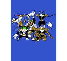 Fox Force Photographic Print