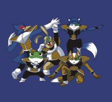 Fox Force by coinbox tees