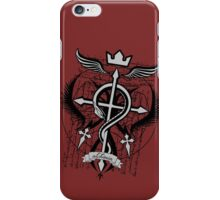 Full metal Alchemia (FMA) iPhone Case/Skin