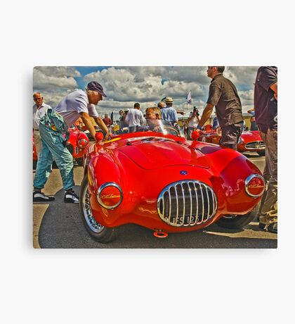 OSCA MT4 Canvas Print