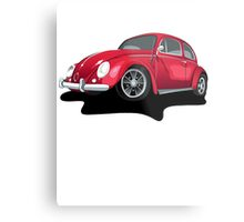 The Beetle Metal Print