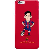 Messi - Barcelona v2 iPhone Case/Skin