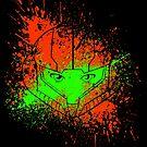 Metroid Splatter by pierceistruth