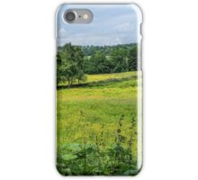 Buttercup Meadows iPhone Case/Skin