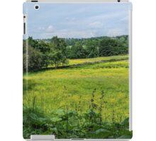Buttercup Meadows iPad Case/Skin
