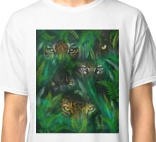 Jungle Eyes Classic T-Shirt