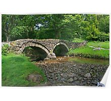 Pack Horse Bridge, Wycoller Poster