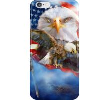 Eagle - Vision Of Freedom iPhone Case/Skin