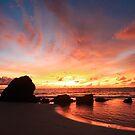 Nihiwatu Sunset by tomcelroy