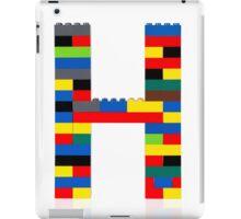 """H"" iPad Case/Skin"