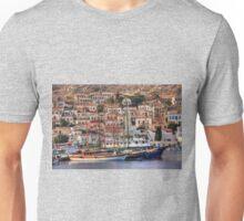 Nimborio ships Unisex T-Shirt