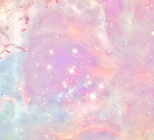 Pastel Space Shit by ronsmith57