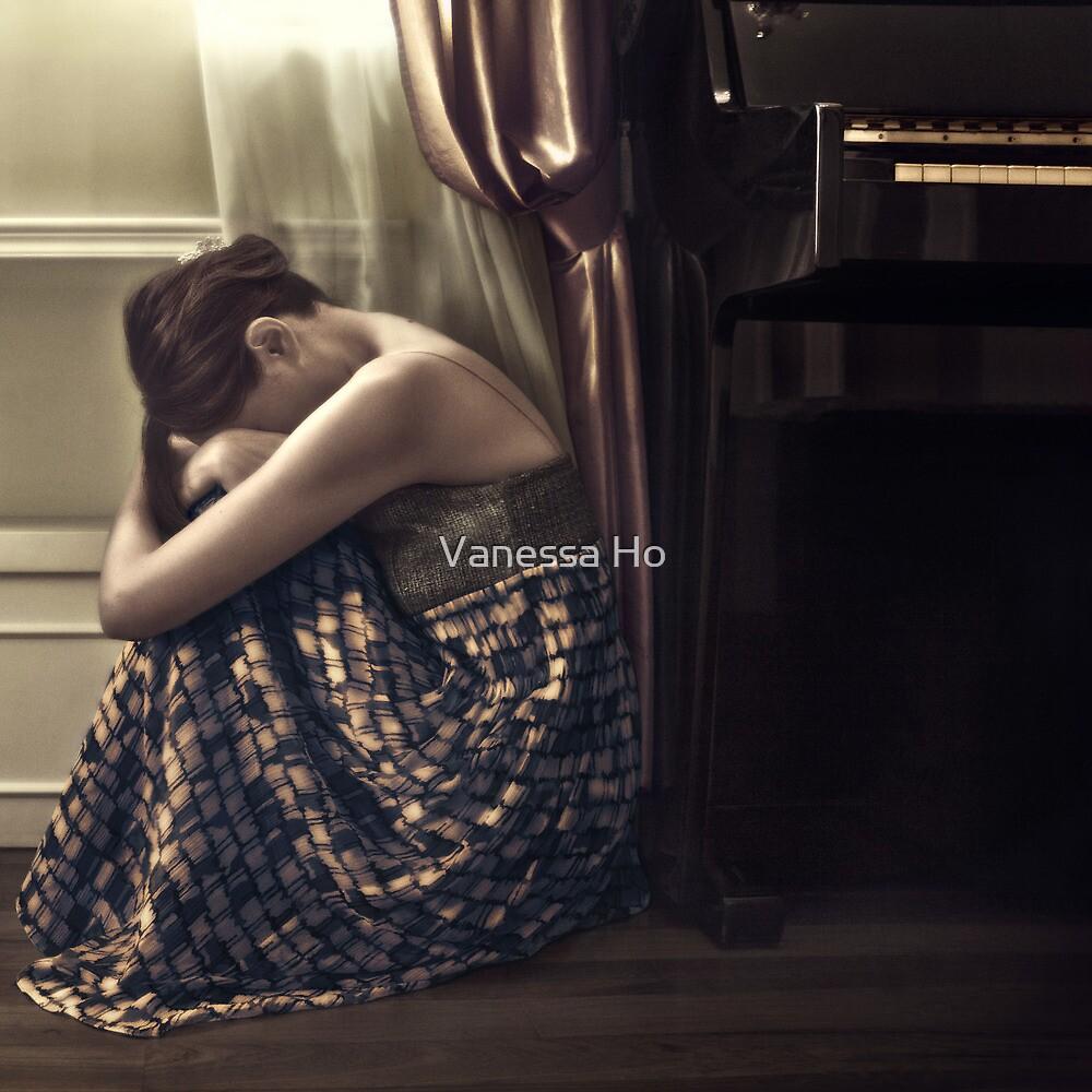 broken strings by Vanessa Ho