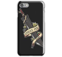 Embrace your Dreams (Final Fantasy VII) iPhone Case/Skin