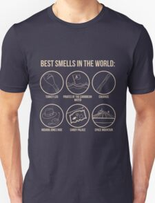 Best Smells In the World T-Shirt