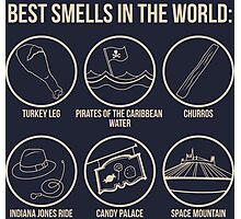 Best Smells In the World Photographic Print