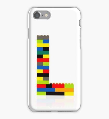"""""""L"""" iPhone Case/Skin"""