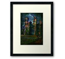 Ashford castle Framed Print