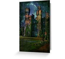 Ashford castle Greeting Card