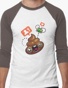 Love And Follows Men's Baseball ¾ T-Shirt