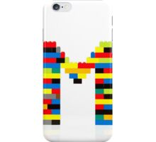 """M"" iPhone Case/Skin"