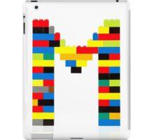 """M"" iPad Case/Skin"