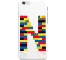 """N"" iPhone Case/Skin"