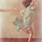 run, baby run! by Vanessa Ho
