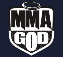 MMA God (Clean Version) Kids Clothes