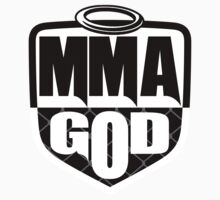 MMA God (Clean Version) by FightZone