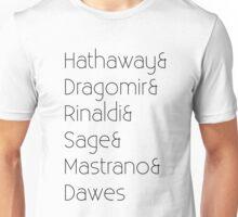 Ladies of Vampire Academy & Bloodlines Unisex T-Shirt