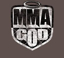 MMA God (Distressed Version) Unisex T-Shirt