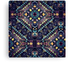 crypt patterns Canvas Print