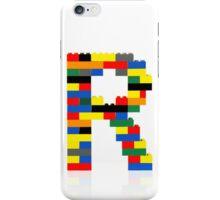 """""""R"""" iPhone Case/Skin"""