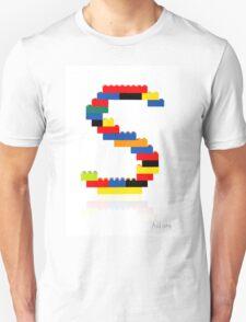 """""""S"""" T-Shirt"""