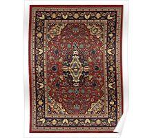 The Big Lebowski  carpet Poster