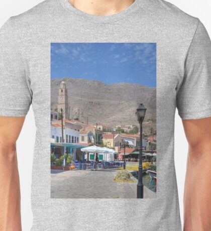 Towering over the Village Unisex T-Shirt