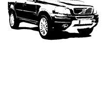 Volvo XC90 2011 by garts