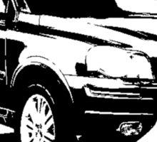 Volvo XC90 2011 Sticker